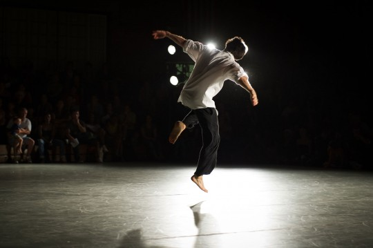 Dancer, Bates Dance Festival